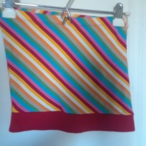 Tops - Colorful tube top